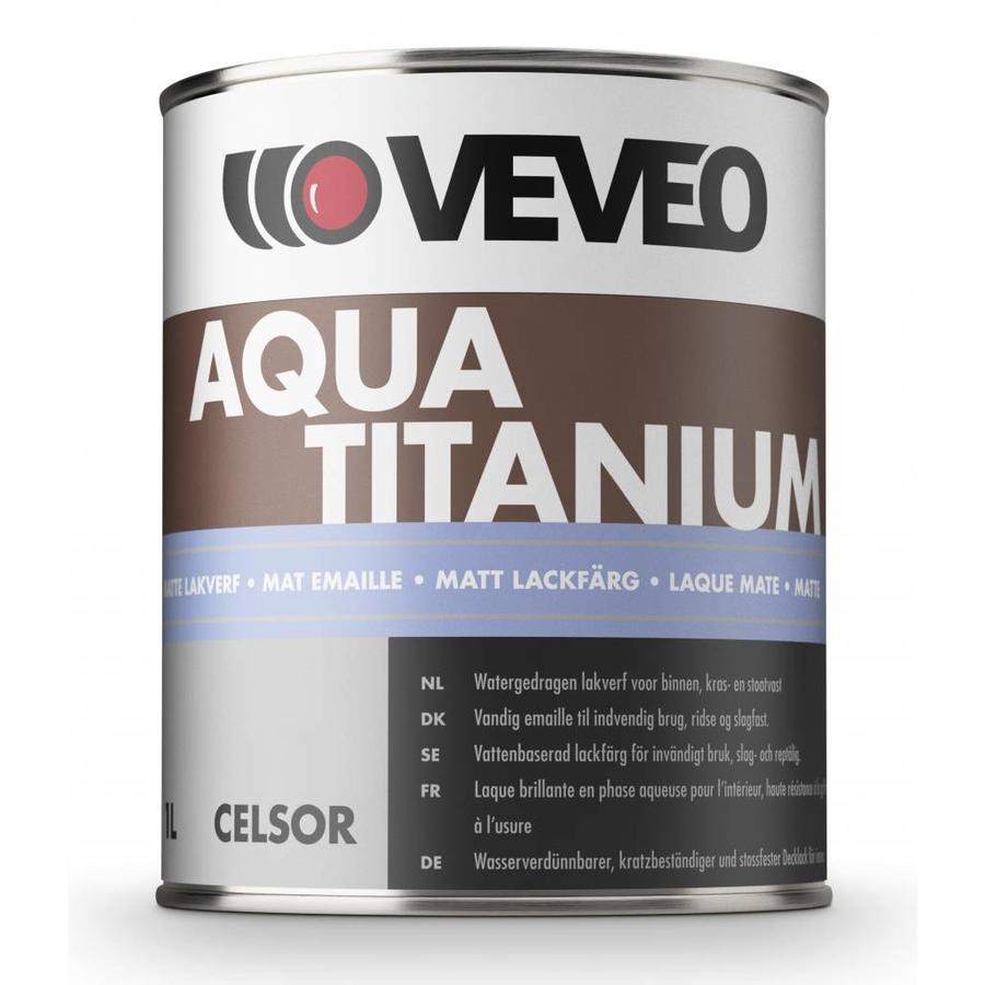 Celsor Aqua Titanium Mat-1