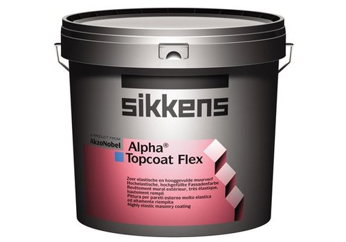 Sikkens Alpha Topcoat Flex