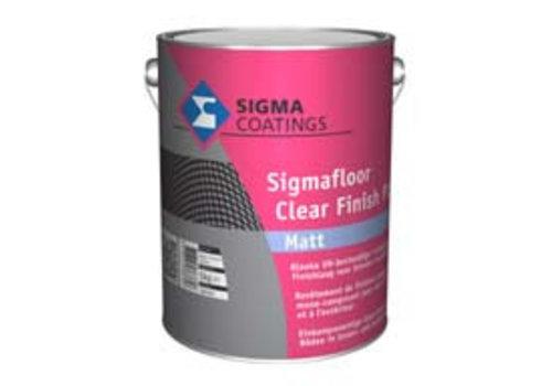 Sigma Sigmafloor Clear Finish PU Matt