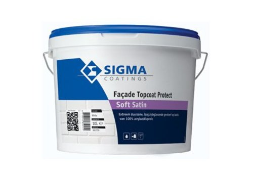 Sigma Facade Topcoat Protect Soft Satin