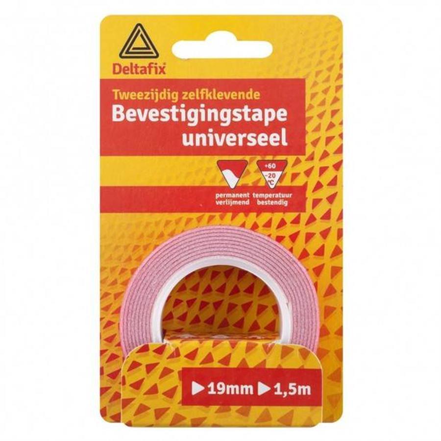 Tweezijdig bevestigingstape Universeel-1