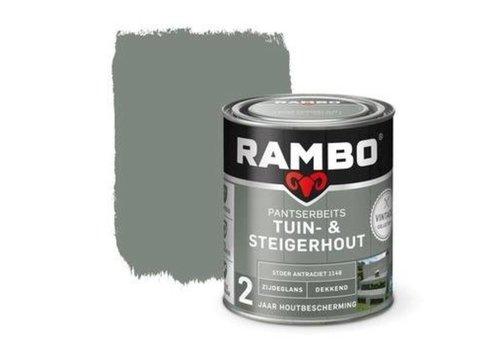 Rambo Pantserbeits Tuin- & Steigerhout - Stoer Antraciet 1148