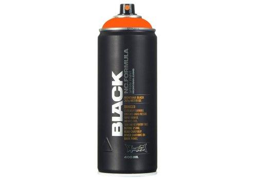 Montana Montana Black 400 ML - Power Orange