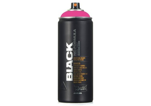 Montana Montana Black 400 ML - Power Pink