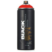 Montana Black 400 ML - Power Red