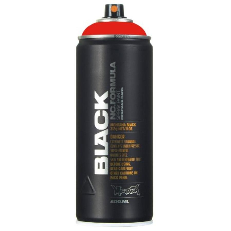 Montana Black 400 ML - Power Red-1