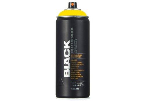 Montana Montana Black 400 ML - Power Yellow