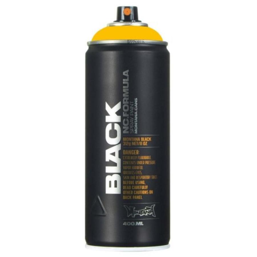 Montana Black 400 ML - Yellow-1