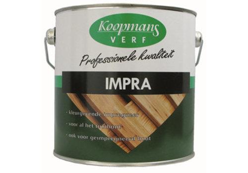 Koopmans Impra 2,5 liter - Groen