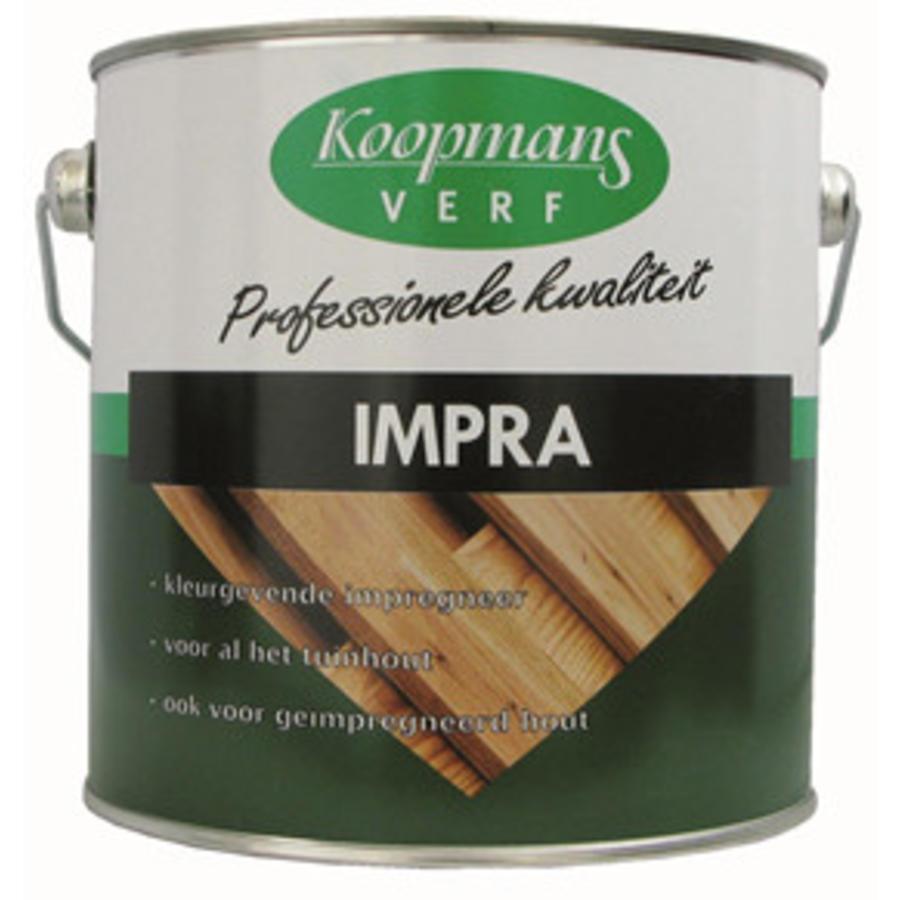 Impra 2,5 liter - Donkergrijs-1