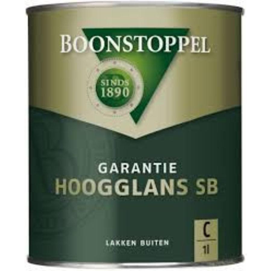 Garantie Hoogglans SB-1