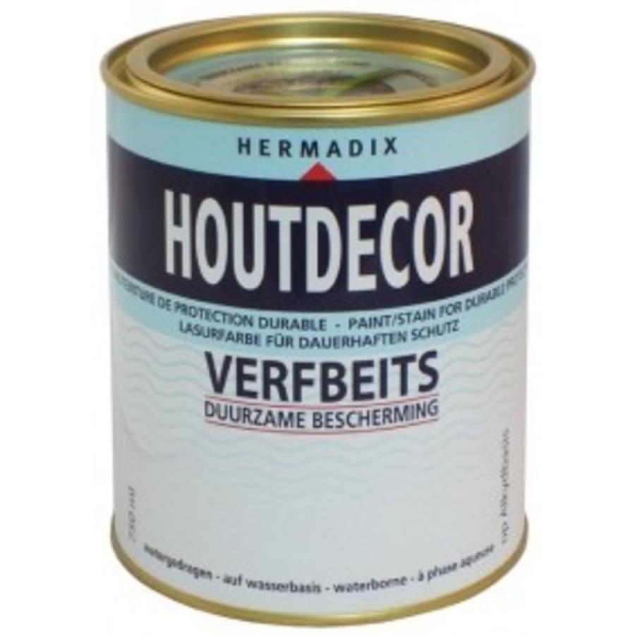 Houtdecor Verfbeits Dekkend 750 ml-1
