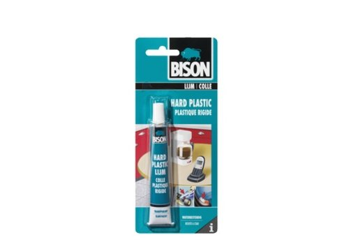 Bison Bison hard plastic lijm blister 25ml