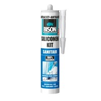 Bison siliconenkit sanitair 310ml