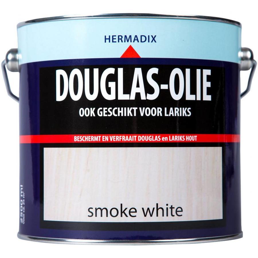 Douglas Olie - Smokey White 2,5 liter-1