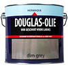 Hermadix Douglas Olie - Dim Grey 2,5 liter
