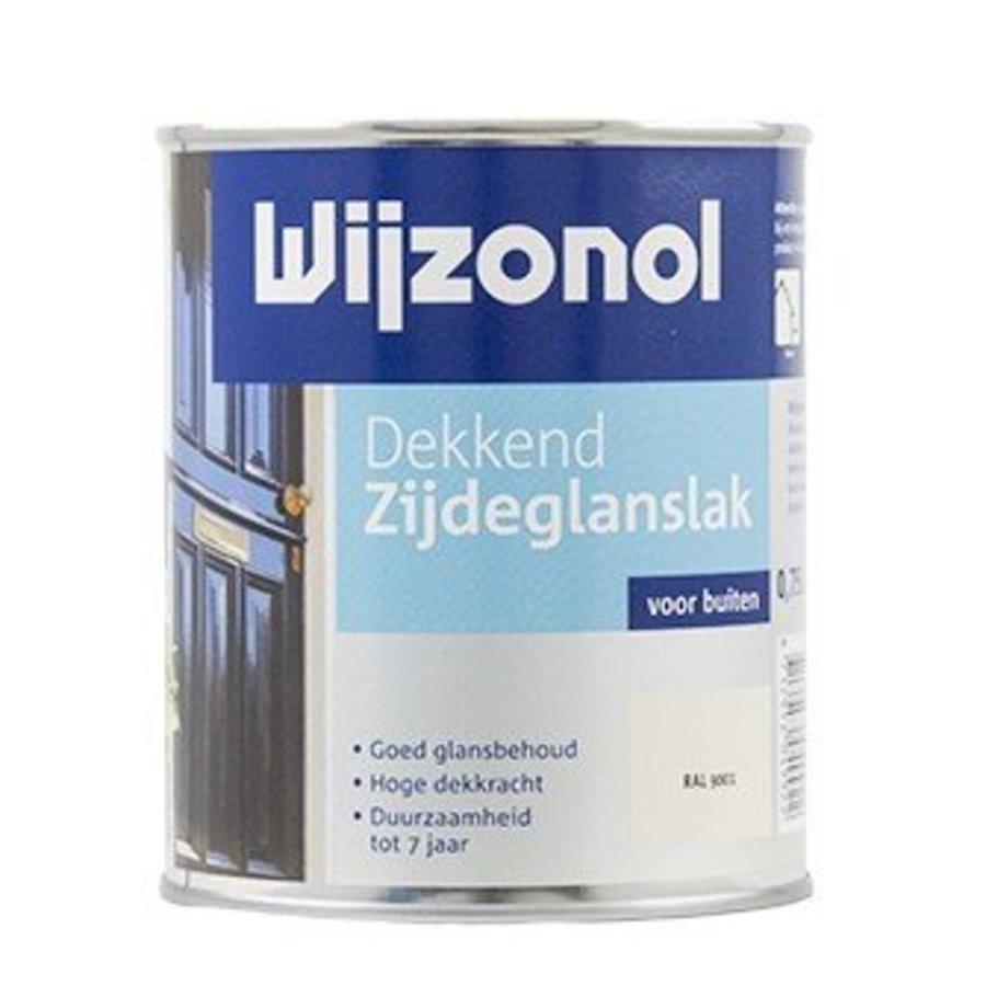 Dekkend Zijdeglanslak 750 ml 9400 Klassiekbruin-1