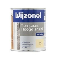 Transparant Hoogglanslak 750 ml 3110 (eiken)