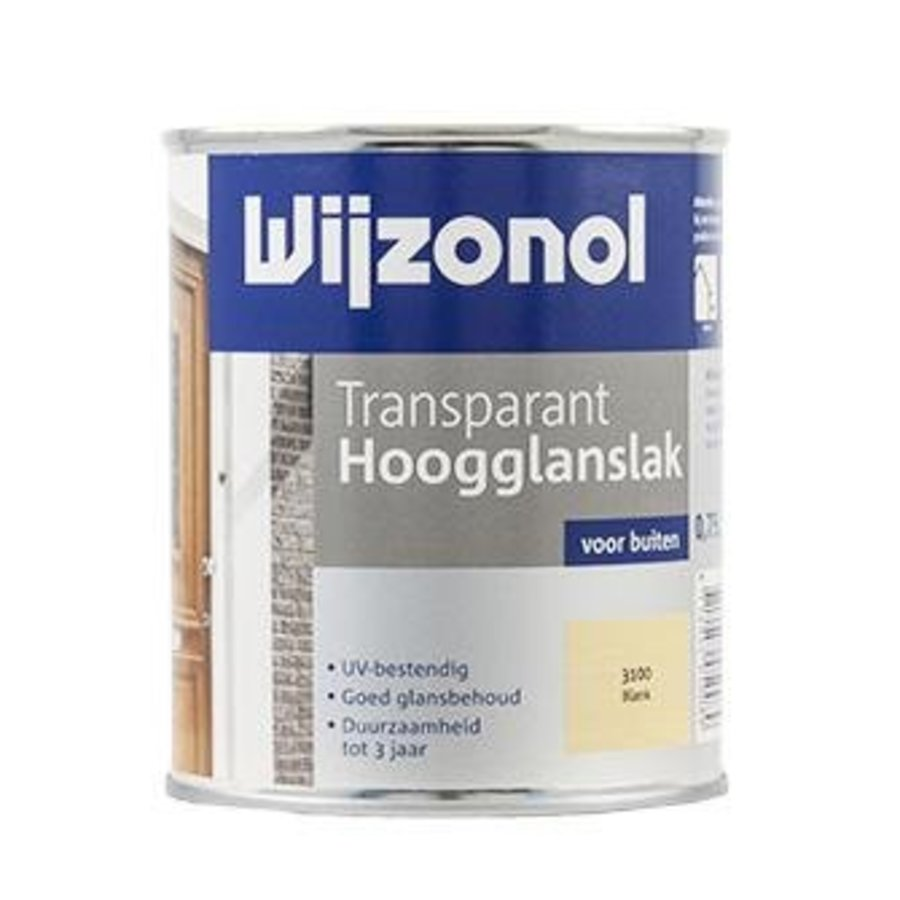 Transparant Hoogglanslak 750 ml 3110 (eiken)-1