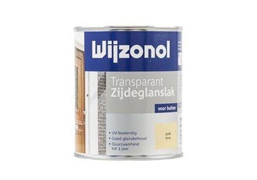 Wijzonol Transparant Zijdeglanslak 750 ml 3115 (kastanje)