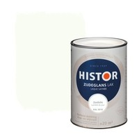 Histor Perfect Finish Lak Zijdeglans 1,25ltr Zonlicht (RAL 9010)