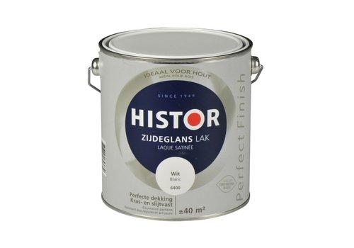 Histor Histor Perfect Finish Lak Zijdeglans 2,5l Wit