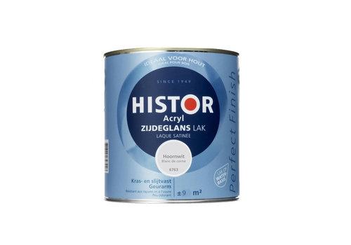 Histor Histor Acryl Zijdeglans Lak 750 ml Hoornwit