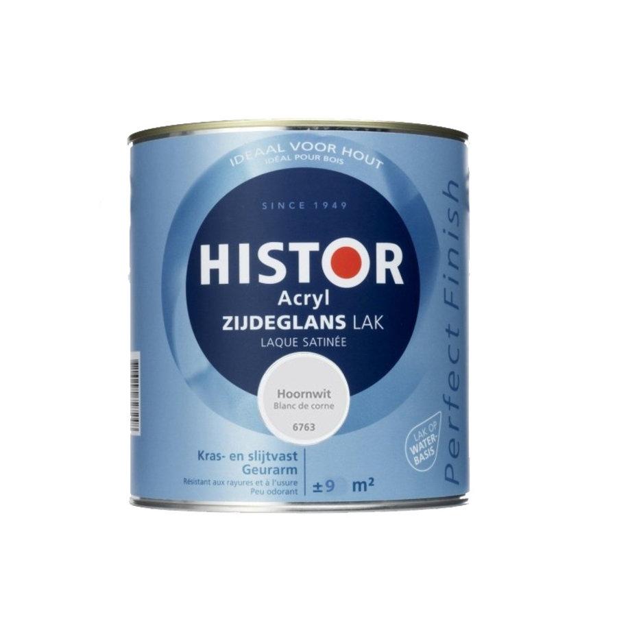 Histor Acryl Zijdeglans Lak 750 ml Hoornwit-1