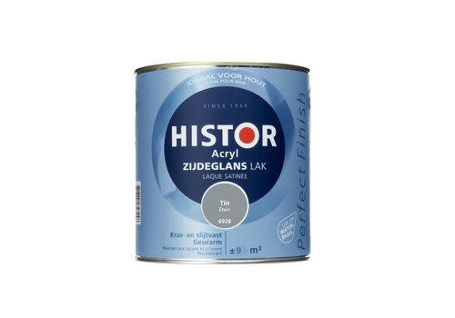 Histor Histor Acryl Zijdeglans Lak 750 ml Tin