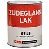 Zijdeglans Lak - 750 ml Grijs