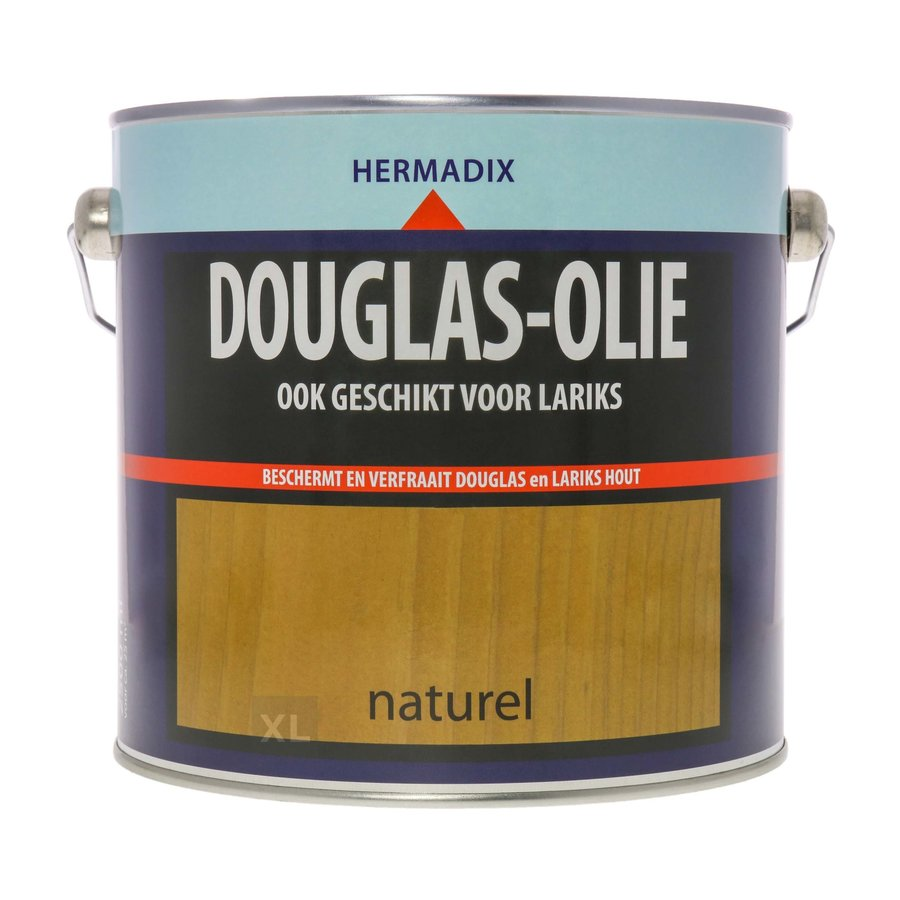 Douglas Olie - Naturel 2,5 liter-1