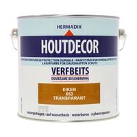 Houtdecor Transparant 2,5 liter