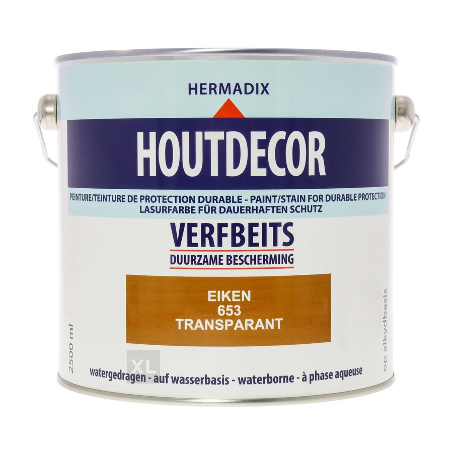 Houtdecor Transparant 2,5 liter-1
