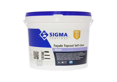 Sigma Facade Topcoat Self-clean Matt