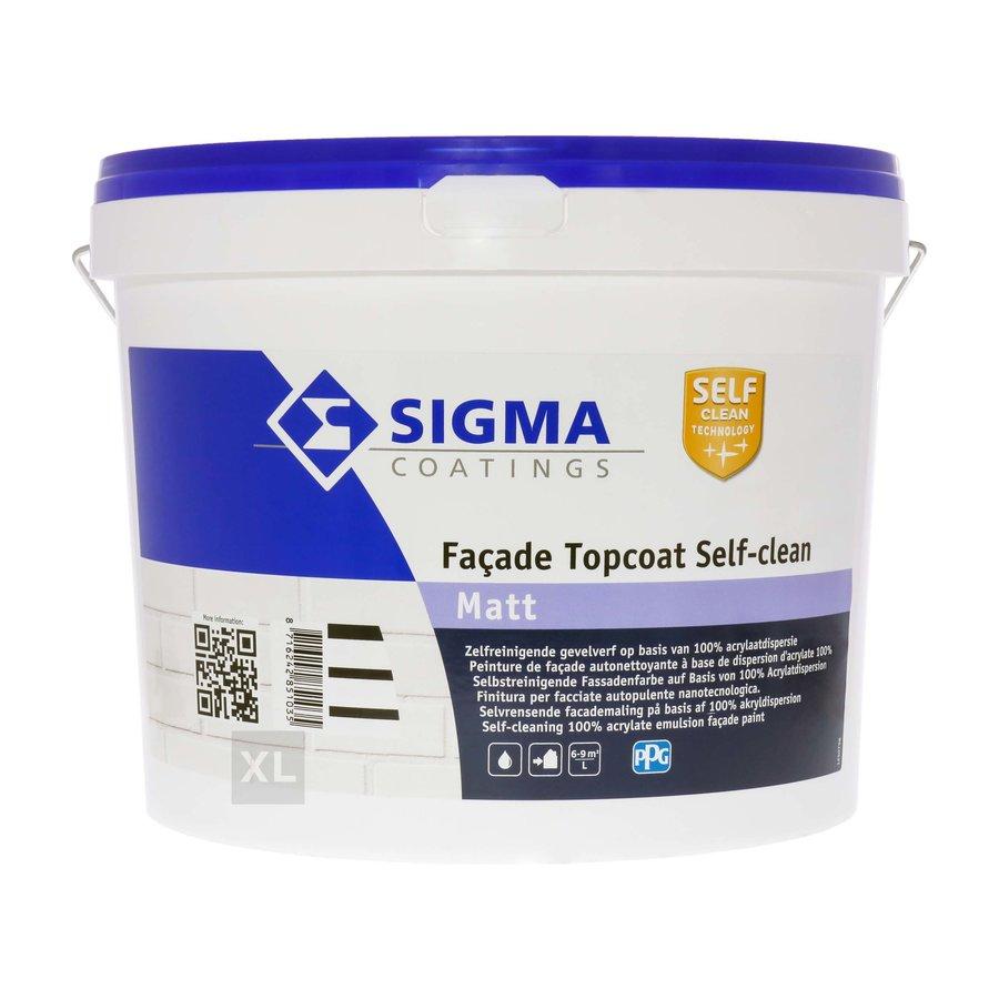 Facade Topcoat Self-clean Matt-1