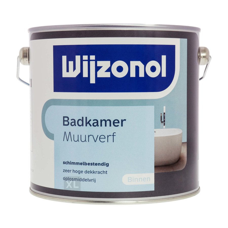 Badkamer Muurverf-2