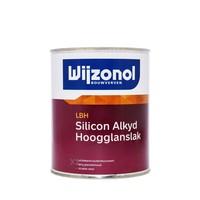 thumb-LBH Silicon Alkyd Hoogglanslak-1