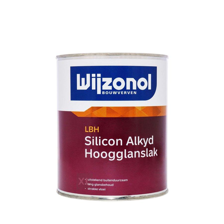 LBH Silicon Alkyd Hoogglanslak-1