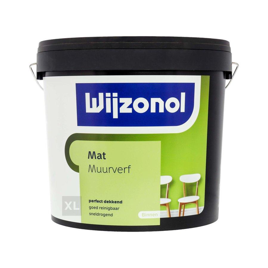 Muurverf Mat-1