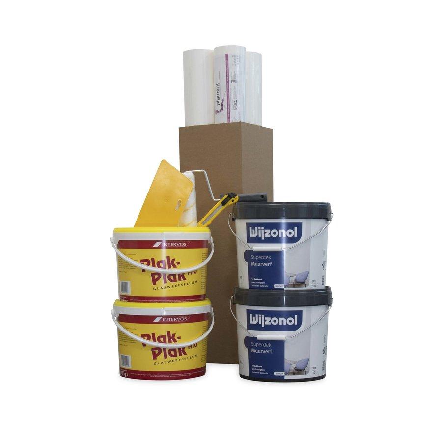 Complete Renovlies Set Wijzonol - 100 m2 (150 gram)-1