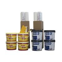 Complete Renovlies Set Wijzonol - 200 m2 (150 gram)