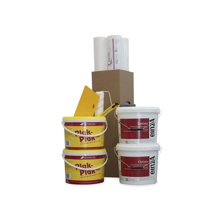 Complete Renovlies Set Einza - 100 m2 (150 gram)-1