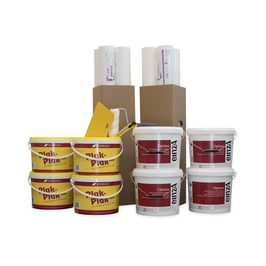Complete Renovlies Set Einza - 200 m2 (150 gram)-1