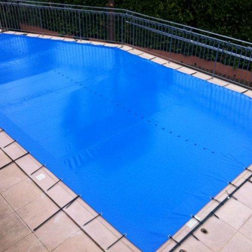 Winterzeil zwembad