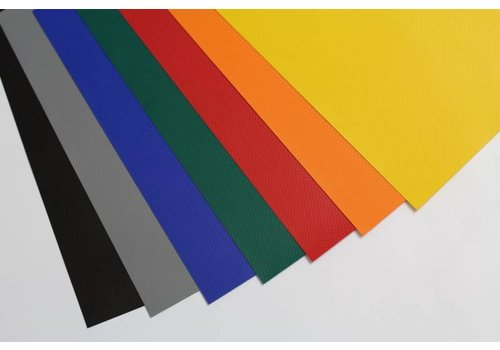 PVC zeildoek 600 - 2,04m breed