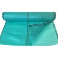 Filet d'échafaudage 2,57m x 50m PE 130 gr/m2 - Vert