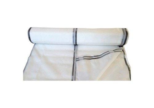 Filet d'échafaudage 2,57m x 50m - Blanc