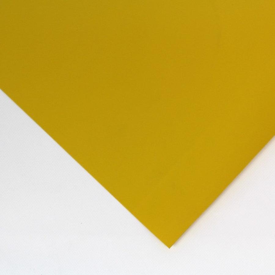 PVC zeildoek 650 gr/m² van de rol gesneden