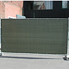 Bâche barrière 176x341cm PE 150 - Vert