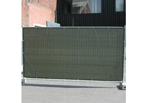 Bouwhekzeil 176x341cm PE 150 - Groen